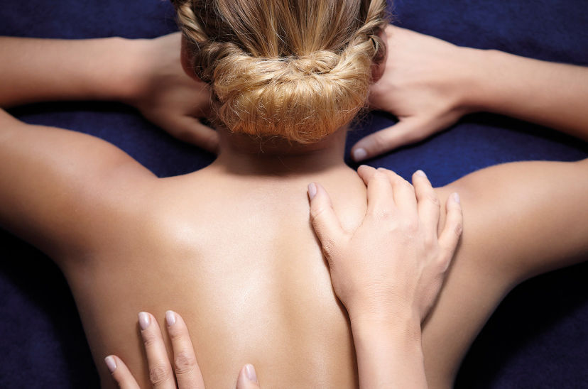 Phytomer Spa - Relaxation Massage