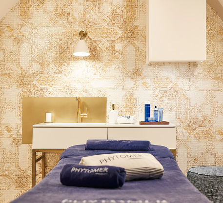 Treatment Room Phytomer Spa Etoile Paris